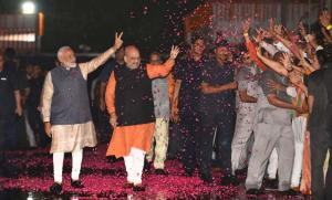 Narendra Modi and Amit Shah