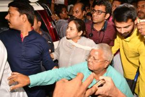 LALOO RELEASES ON PAY ROL